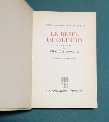 <strong>Le beffe di Olindo.</strong>