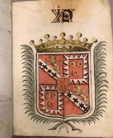 <strong>De Imperialibus Institutionibus Tractatus quo Iacobus Antonius ex Diano ad ius civile informari coepit.</strong>