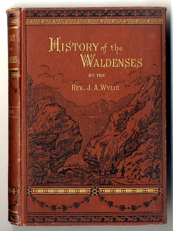 <strong>History of the Waldenses. Illustrated.</strong>