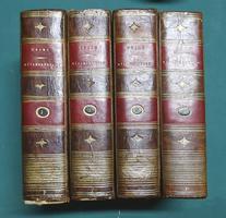 <strong>Les Metamorphoses d'Ovide, traduction nouvelle avec le texte Latin par M.G.T. Villenave</strong>,ornée de gravures d'après les dessins de MM. LeBarbier, Monsiau et Moreau