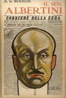 [Copia di ]Gli uomini del giorno... N. X <strong>Il Sen. Albertini.</strong>