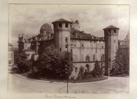 TORINO - Palazzo Madama ala antica.