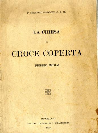 La chiesa di Croce Coperta presso imola