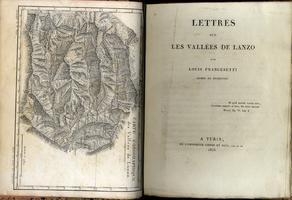 <strong>Lettres sur les Vallées de Lanzo</strong>.