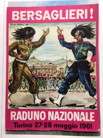 Raduno Nazionale. Torino, 27-28 Maggio, 1961