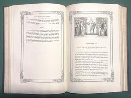<strong>Imitation De Jésus-Christ Traduction du R. P. Gonnelieu</strong> avec une pratique et une prière à la fin de chaque chapitre.<strong>Edition illustrée par L. Hallez.</strong>