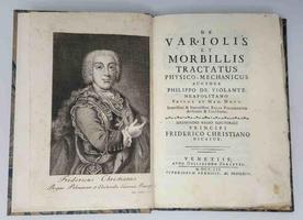 <strong>DE VARIOLIS ET MORBILLIS TRACTATUS PHYSICO MECHANICUS</strong>