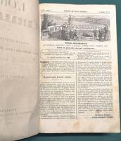<strong>L'Ora di Ricreazione.</strong> Foglio settimanale di Novelle, Racconti ameni e morali, Notizie utili, Varietà, ecc. - <strong>ANNATE COMPLETE I (1877), II (1878), IV (1880)</strong>