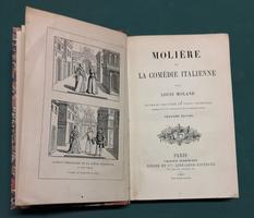<strong>Molière et la Comédie italienne.</strong>