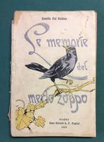 <strong>Le memorie del merlo zoppo.</strong>