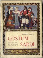 Costumi Sardi.
