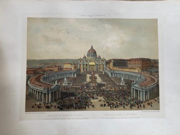 [Copia di ][Copia di ]<strong>Veduta generale della Cupola di San Pietro.</strong>