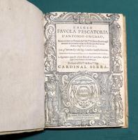 <strong>L'Alceo. Favola Pescatoria, fatta recitare in Ferrara dall'ill.mo S. Enzo Bentivogli. Con gl'Intramezzi del sig. cav. Battista Guarini.</strong>