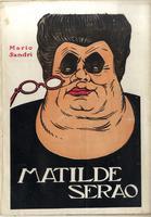 Gli uomini del giorno... N. <strong>X Matilde Serao.</strong>