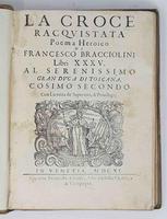 <strong>La Croce racquistata Poema Heroico</strong>