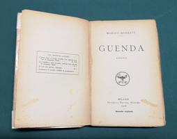<strong>Guenda.</strong>Romanzo.