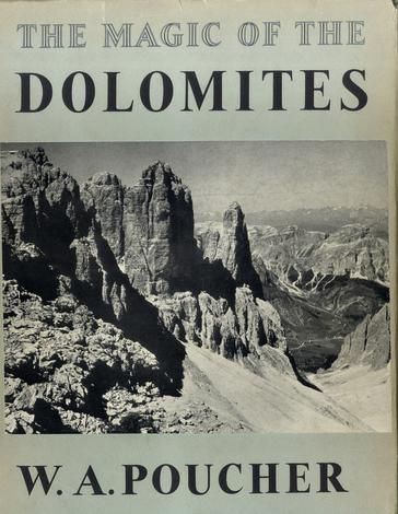 The magic of the Dolomites,