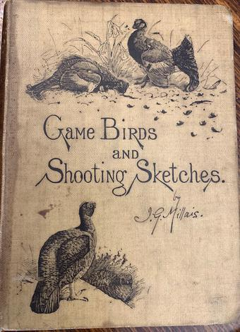 <strong>Game Birds And Shooting Sketches</strong>