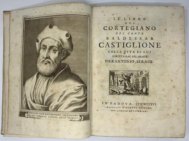 <strong>Il Libro del Cortegiano.</strong>