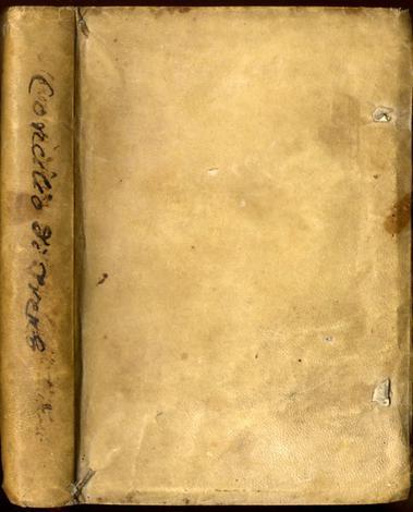 <strong>Canones, et Decreta</strong> Sacrosanti Oecumenici et generalis Concilii Tridentini.