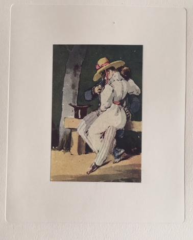 Meisterwerke der erotischen Kunst Frankreichen erste stuck <strong>Henry Monnier</strong>...