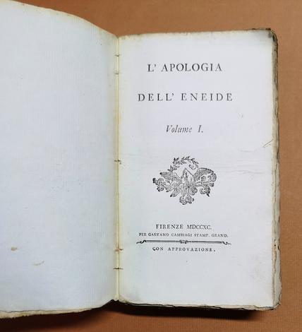 <strong>L'Apologia dell'Eneide.</strong>