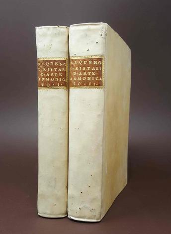 <strong>Saggi sul ristabilimento dell'Arte Armonica de' greci e romani cantori.</strong>