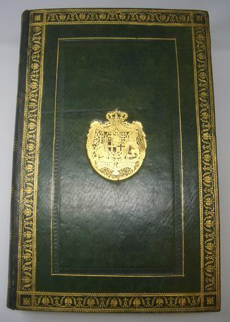<strong>Raccolta per ordine di materie delle leggi, cioè editti, patenti, manifesti ecc.,</strong> emanate negli stati di terraferma sino all'8 dicembre 1798 dai sovrani della Real Casa di Savoja ... Tomo Quarto.
