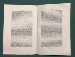 <strong>Sulla legislazione delle miniere. Letture fatte alla Reale Accademia dei Georgofili.</strong> Estratto dagli Atti dei Georgofili, nuova serie.