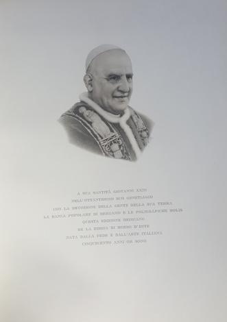 (La) di Borso d'Este.