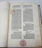 <strong>Naturale Historiatradocta in lingua fiorentina per Christophoro Landino fiorentino al Serenissimo Ferdinando Re di Napoli</strong>