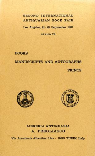 Nel 1961 la libreria si sposta negli attuali locali di fronte all'Accademia di Belle Arti
