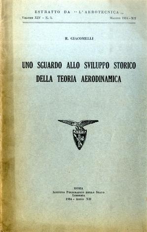 Uno sguardo allo sviluppo storico della teoria aerodinamica
