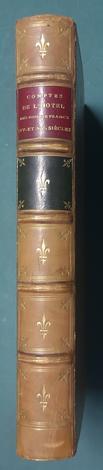 <strong>Comptes de l'Hotel des Rois de France aux XIV et XV siècles, publié pour la Societé de l'Histoire de France.</strong>