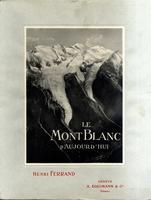 Le Mont Blanc d'aujourd'hui.