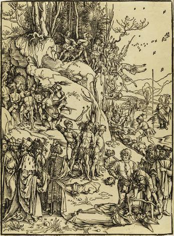 Il martirio dei diecimila