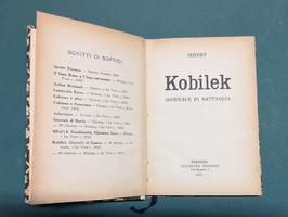 <strong>Kobilek. Giornale di battaglia.</strong>