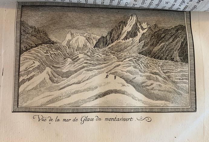 <strong>Nouvelle description générale et particulière des glacières, vallées de glace et glaciers</strong>