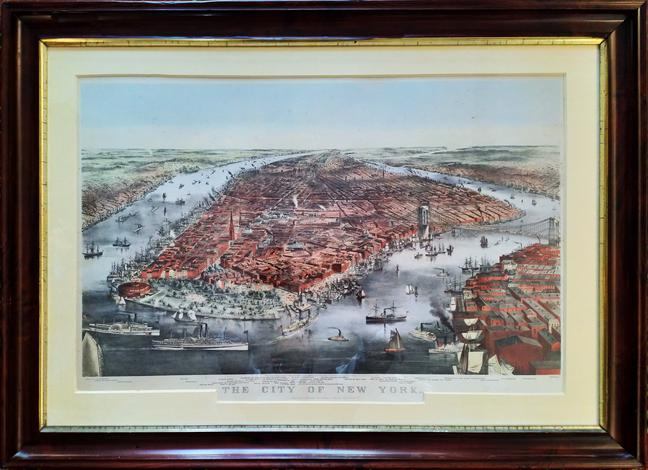 <strong>The Port of New York</strong>
