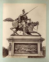 TORINO - Monumento a Ferdinando di Savoia realizzato daAlfonso Balzico