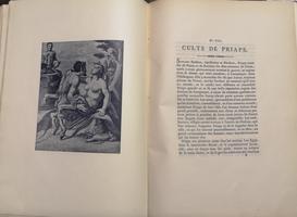 <strong>L'Arétin D'Augustin Carrache ou recueil de postures èrotiques</strong>. D'apres le gravures à al'eau-forte par cet Artiste célèbre. Avec texte explicatif des sujets.