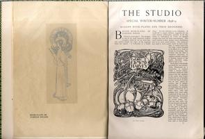 <strong>The Studio. Modern Book-Plates & their Designers.Winter Number 1898-1899.</strong>