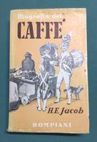 <strong>Biografia del Caffè.</strong> Traduzione e aggiunta sul caffè e i caffè in Italia di Aldo Oberdorfer.