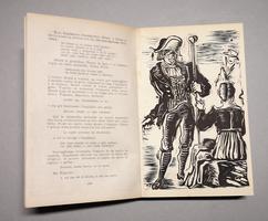 <strong>Le Maschere Romane, con 20 tavole fuori testo di E. Prampolini.</strong>