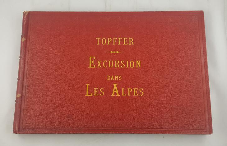 <strong>Excursion dans les Alpes, 1832.</strong>
