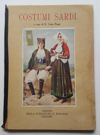 <strong>Costumi Sardi</strong>