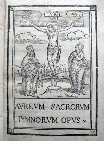 <strong>Aureum Sacrorum Hymnorum Opus.</strong>