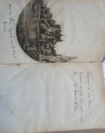 Voyage à la Baye de Hudson, fait en 1746 et 1747, par les navires le Dobbs-Galley & la California, pour la découverte d'un passage au Nord-Ouest;