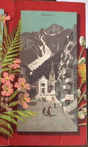 <strong>Excursions au Mont Blanc (Chamonix) et au Mont-Rose (Zermatt).</strong>