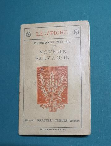 <strong>Novelle selvagge.</strong>